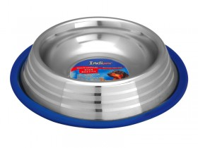 Non Tip Anti Skid Bowls with slicon ring